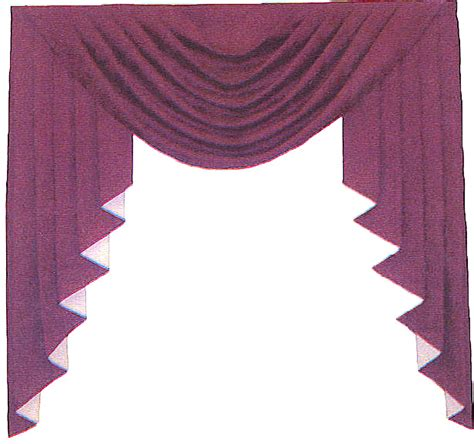 Drapery Swags And Jabots jabot curtains car interior design