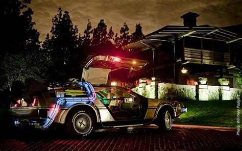 gamble house back to the future so there s a back to the future screening at doc brown s house the gamble house in