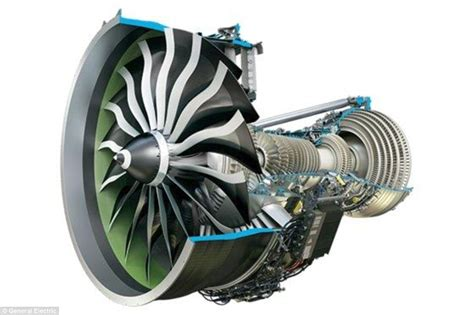 biggest fan in the world world s biggest jet engine ge9x takes to the skies on a