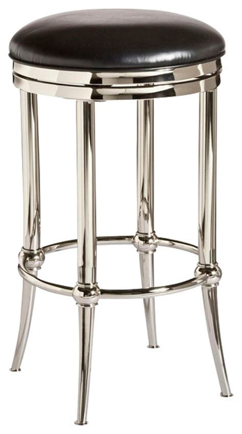 bar stools 26 inch hillsdale cadman 26 inch backless counter stool