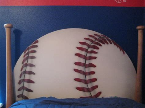baseball headboard pin by cathy napple on finishes pinterest