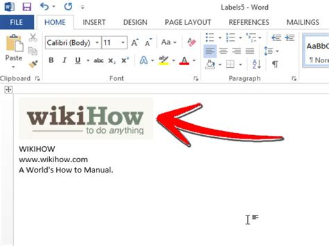 how to make a business card in microsoft word 2016 youtube