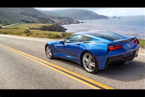 Corvette C7 R Bue 2015 model blue corvette c7 stingray
