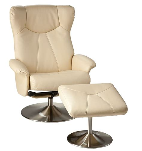european recliner with ottoman holly martin brayden euro style recliner and ottoman in