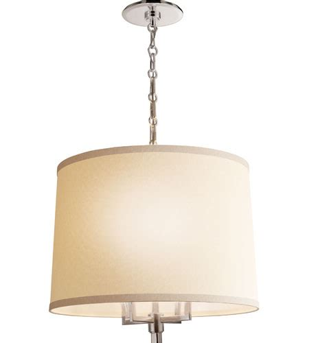 Visual Comfort Barbara Barry Westport Chandelier In Soft L Shade For Chandelier
