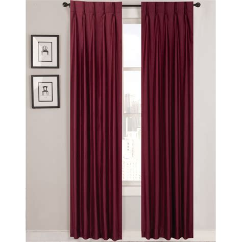 jcpenney pinch pleated drapes aa 120