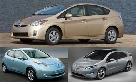 Toyota Leaf Reconsidering The Toyota Prius In An Electric Car World