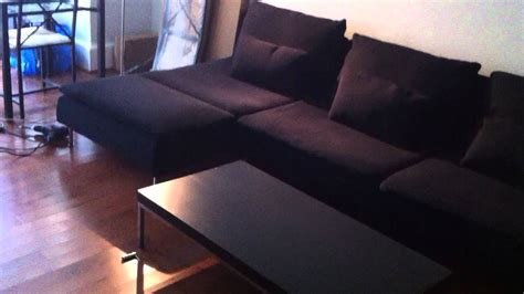 ikea nockeby hack ikea sofa assembly service video in arlington va by