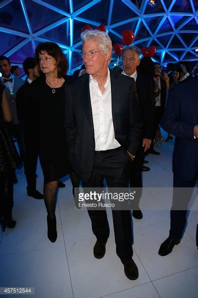Richard Gere Attends The 1st Annual Rome Festival The Hoax Photocall 2 by Lanterna Di Fuksas Stock Photos And Pictures Getty