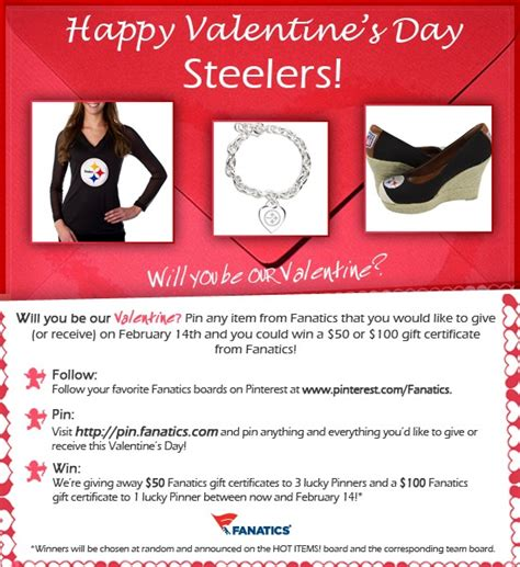 steelers valentines day gifts 1000 images about pittsburgh steelers gear on