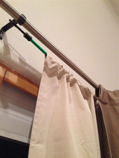 curtains for drafty windows 1000 ideas about hanging curtains on pinterest window