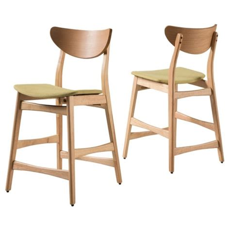 Christopher Counter Height Stools by Gavin 24 Quot Counter Stool Set Of 2 Christopher Target