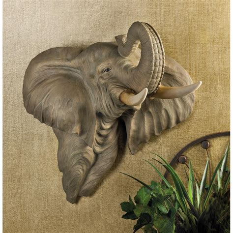 elephant home decor elephant wall decoration wholesale at koehler home decor