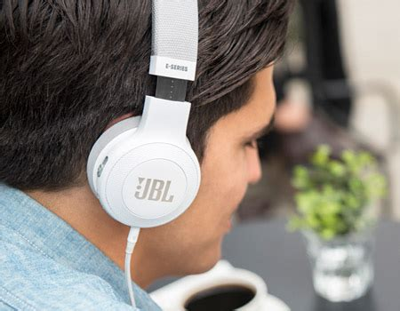 Jbl E45 Bt Headphone White jbl e45 bt bluetooth on ear headphones imation