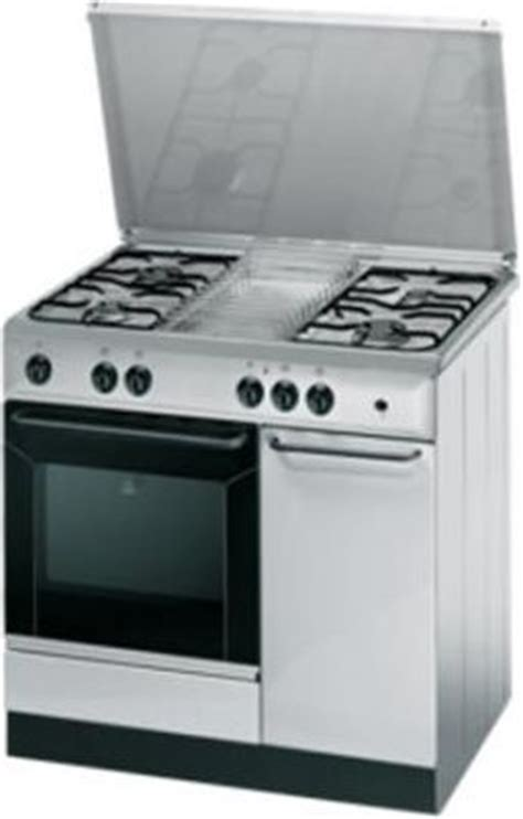 cucine a gas indesit cucina a gas indesit k9g21s x i s forno a gas 90x60