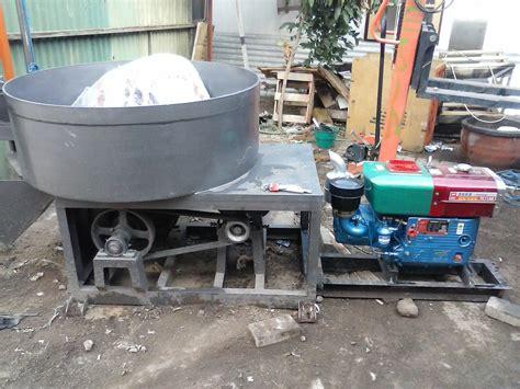 Mesin Pengaduk Mesin Mixer 1 mesin mixer adonan batako graha mesin