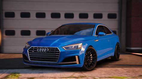 S5 Audi by 2017 Audi S5 Gta5 Mods