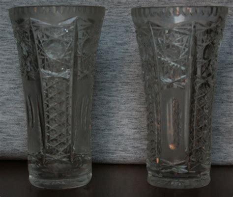vasi cristallo boemia vendesi statuine e soprammobili