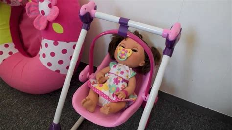 Baby Alive High Chair Set unboxing baby alive high chair set