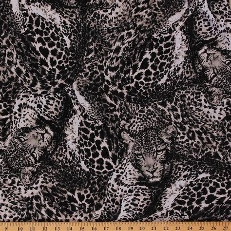 animal print outdoor fabric cotton jaguars jaguar animal print wildcats wildcat jungle