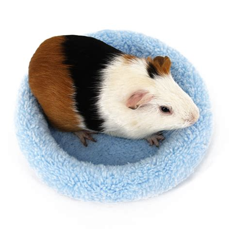 hamster bed hamster small animal guinea pig winter soft warm fleece