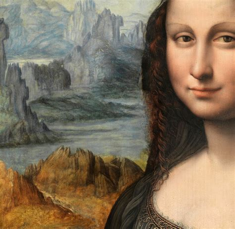 New Monalisa surface fragments new mona discovered