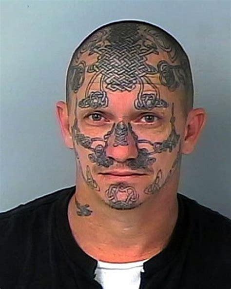 white power tattoo weirdest mugshots 2 page 3 sick chirpse