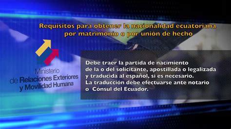 preguntas de entrevista por matrimonio nacionalidad espaola por matrimonio youtube proceso para