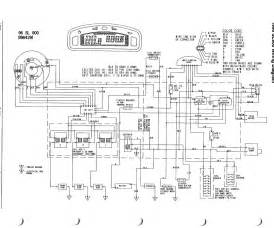 99 polaris scrambler wiring diagram get free image about