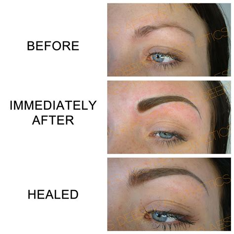semi permanent tattoo semi permanent eyebrows www deeperaesthetics co uk