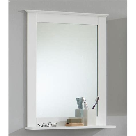 white bathroom mirrors buy bathroom wall mirrors furniture in fashion