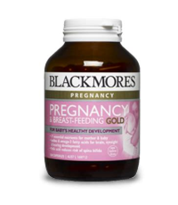 Blackmores Pregnancy Breast Feeding Gold 180 Caps Ori 3 blackmores pregnancy gold 180 caps