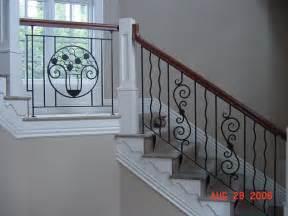 sylvan s custom iron works stair railings