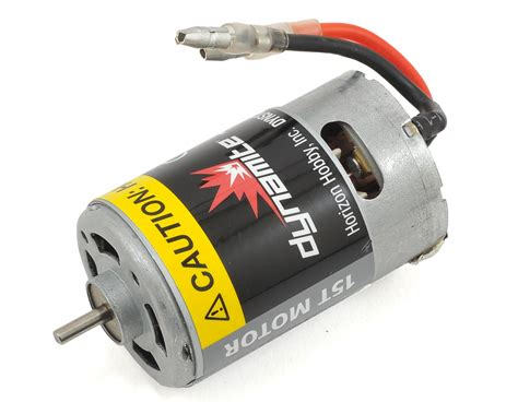 boat and motor store dynamite 550 15 turn brushed motor dyns1215 boats