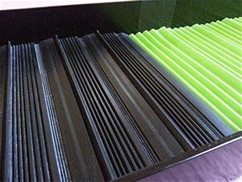 diy sluice box rubber matting
