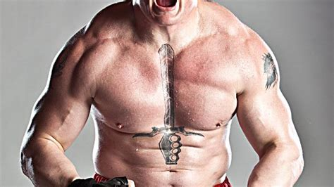 brock lesnar tattoos 10 things you didn t about brock lesnar brock