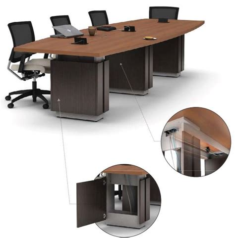 Zira Conference Table Conference Tables Chairs Common Sense Office Furniture
