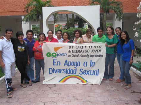 en apoyo a la comunidad gojoven m 233 xico se uni 243 con la comunidad cancunense en apoyo a la diversidad sexual gojoven