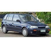 1994 Suzuki Swift Cino 5 Door Hatchback 2010 09 23
