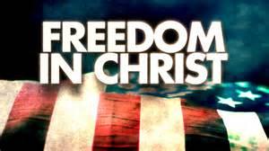 Freedom in christ still 1