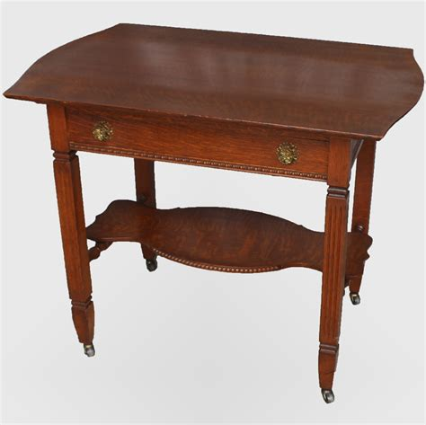 bargain s antiques 187 archive oak library table