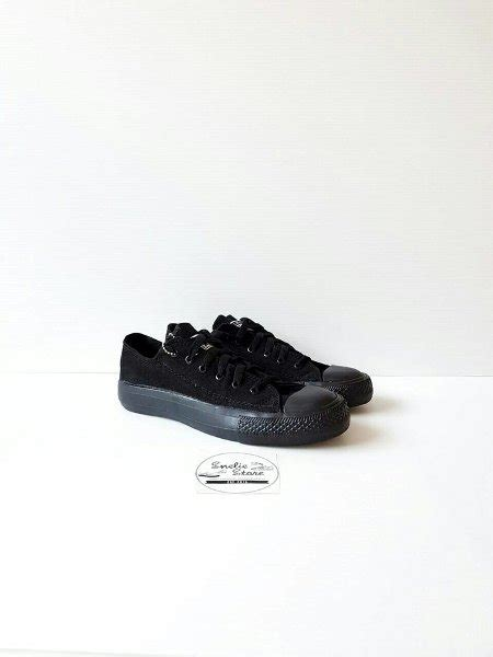 Sepatu Converse Hitam Allstar jual promo sepatu converse allstar hitam hitam