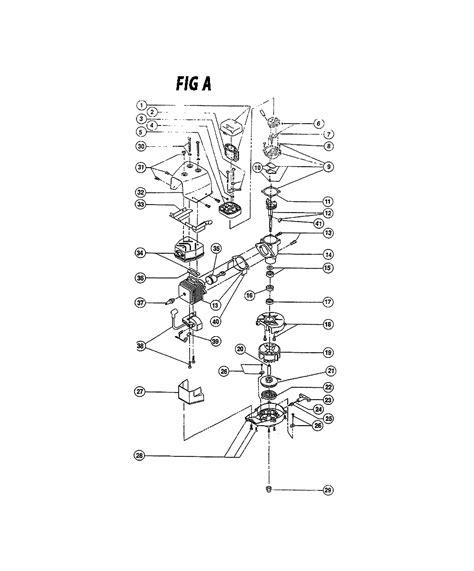 ryobi blower parts diagram buy ryobi 310r 206058151 replacement tool parts ryobi