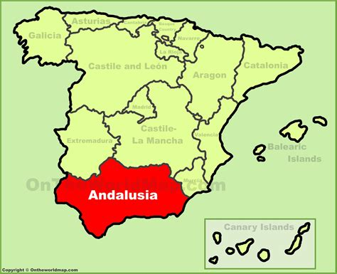 andalusia regional map 578 2067184458 andalucia spain map my blog