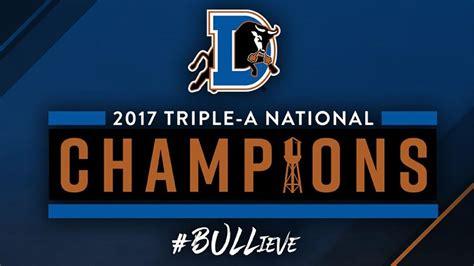 durham bulls durham bulls win triple a national chionship abc11 com