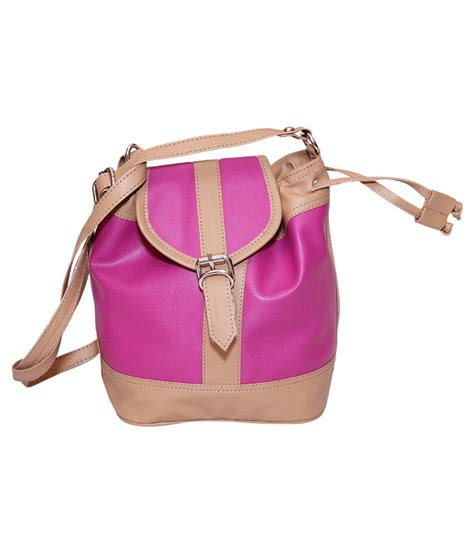 20542 Pink Slingbag buy essart pink sling bag at best prices in india snapdeal