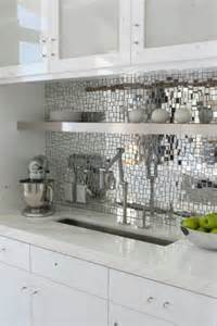 Mirror Tile Backsplash Kitchen 40 awesome kitchen backsplash ideas decoholic