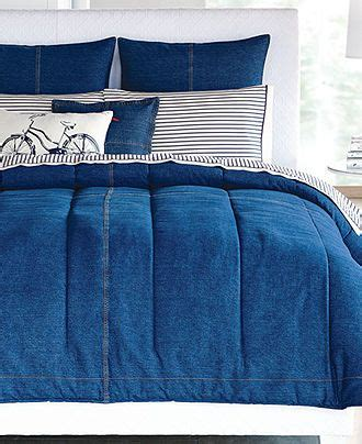 t hilfiger denim bedding i it i it decor