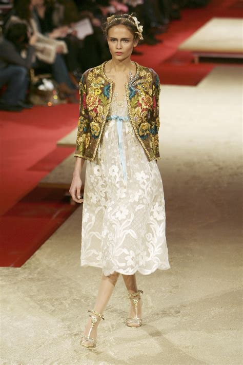 Runway Report Christian Lacroix Couture by Christian Lacroix At Couture 2006 Livingly