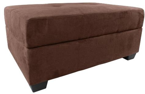suede ottoman storage bench awardpedia epic furnishings microfiber upholstered 36 by